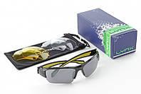Велосипедные очки  LYNX SEATTLE (Артикул: Seattle B)