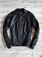 Мужская куртка (кожанка) Jack & Jones (XL)