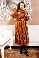 Шикарная шуба из эко-меха с 42 по 52 размер