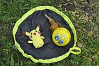 Складной детский коврик  60*60 см