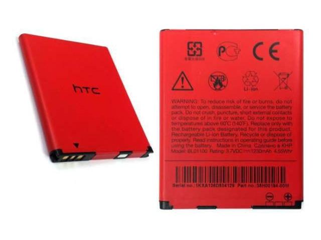 Аккумулятор BL01100 для HTC A320e Desire C 1230 mAh Оригинал
