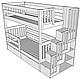 Двухъярусная кровать, фото 2