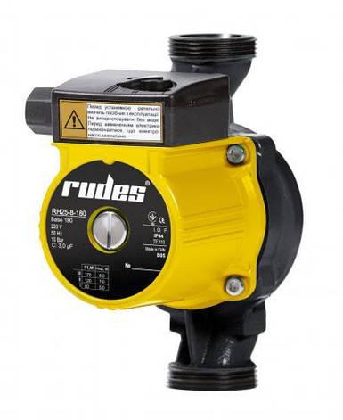 Циркуляционные насосы Rudes RH 25-8-180 , фото 2