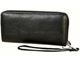 Женский кожаный кошелек черный Salfeite A-W38BLACK, фото 3