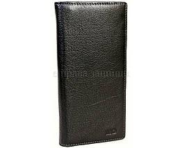 Мужской кожаный кошелек черный MD-leather MD22-337, фото 3