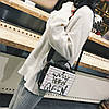 Каркасна сумочка з заклепками, фото 6