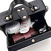 Каркасная сумочка с заклепками, фото 8