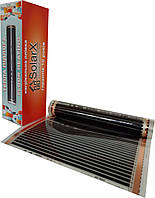 SolarX 5м2 комплект нагревательной пленки