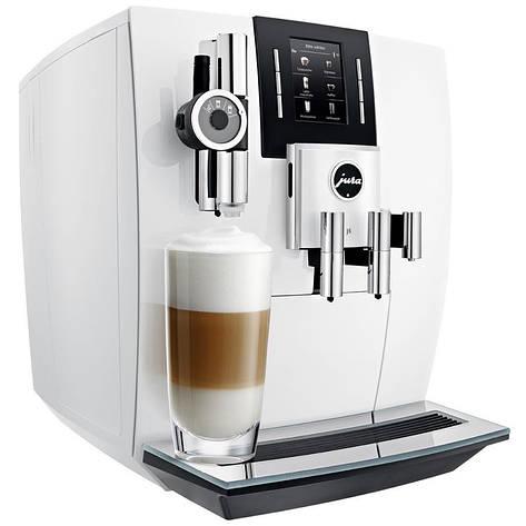Кофемашина автоматическая Jura Impressa J6 Piano White, фото 2