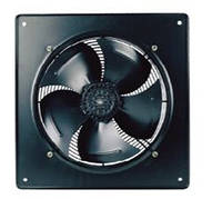 Вентилятор осевой Weiguang YWF2E-250B-92/15-B (с металлической пластиной)