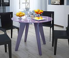 Круглые обеденные столы