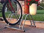 Велопарковка на 2 велосипеди Echo-2 Польща, фото 2