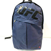 Рюкзаки спорт стиль текстиль Reabook (синий+черн)30*44, фото 1