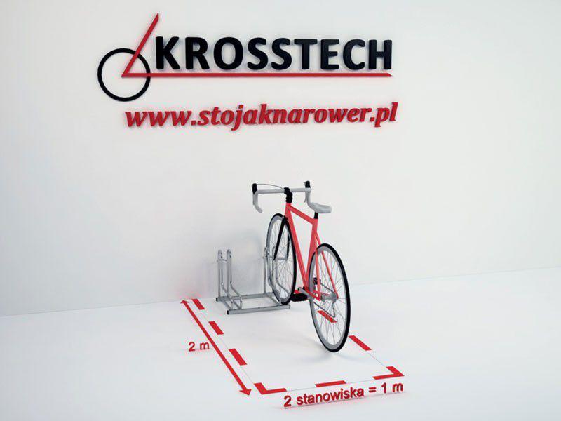 072f4f981f9eeb Велопарковка на 2 велосипеди Rad-2 Польща - Інтернет-магазин Євробест в  Львове