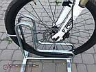 Велопарковка на 2 велосипеди Rad-2 Польща, фото 5