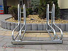 Велопарковка на 2 велосипеди Rad-2 Польща, фото 3