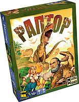 """Настольная игра """"Раптор (Raptor) + набор 3D-огней"""" Lavka Games"""