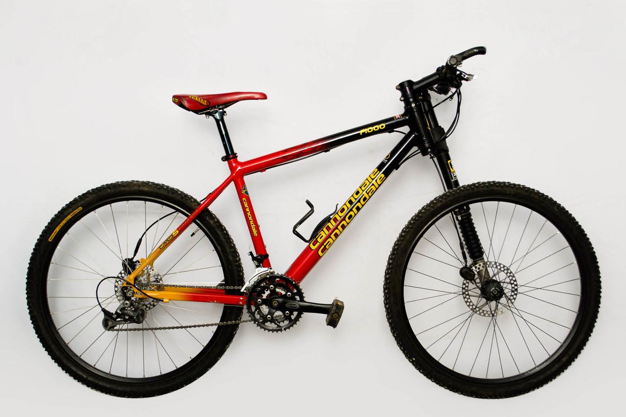 Велосипед Cannondale F1000  АКЦИЯ -30%