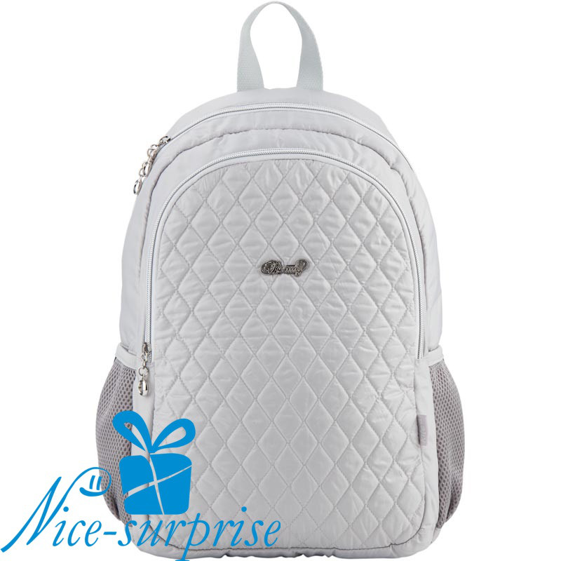7dad2d68a2a2 Школьный рюкзак для девочки-подростка Kite Beauty K18-866L-2 - Интернет-