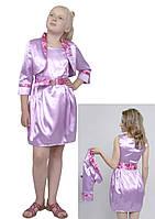 Платье  детское нарядное с болеро  М -832  рост 140, фото 1
