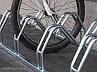 Велопарковка на 2 велосипеди Smile-2 Польща, фото 3