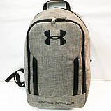 Рюкзаки спорт стиль текстиль Хор качество!(черный)30*41, фото 2