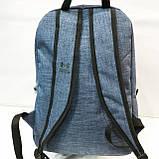 Рюкзаки спорт стиль текстиль Хор качество!(черный)30*41, фото 5