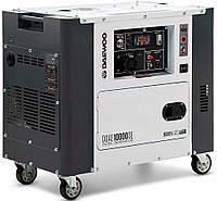 Генератор дизельный Daewoo DDAE 10000SE  (7.2 кВт, ATS)