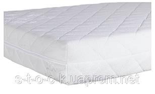 Матрас Солодких Снів Bamboo Comfort Elite - 10 см. (кокос, полиуретан, кокос)  белый