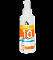 Солнцезащитное, водостойкое молочко | Solbianca 10 SPF для лица и тела 150ml