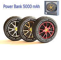 "Power bank ""Колесо"" 5000 mAh"