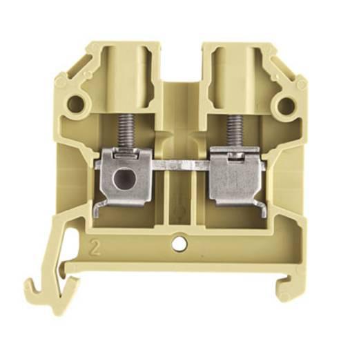 Клемма с винтовыми зажимами Weidmuller SAK 4 SS/35 6.3/2.8 DB - 630400000