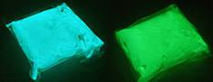 Люминофор голубого\зеленого свечения 100 грамм