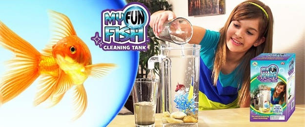 "Аквариум самоочищающийся ""My Fun Fish"""