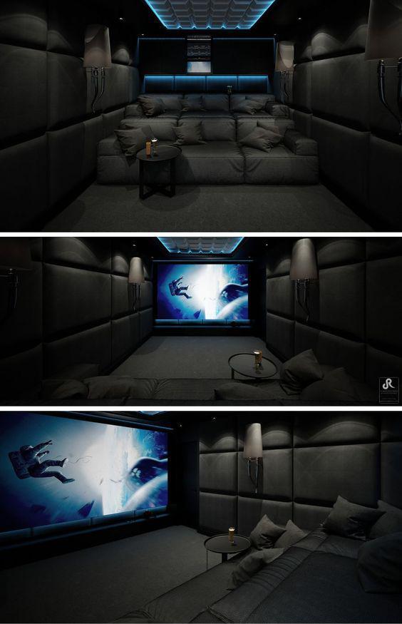 Кинотеатры под ключ