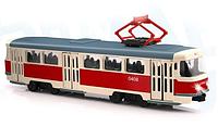 Трамвай коллекционный автопарк 9708 abcd hn, кк