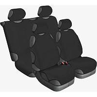 Майки на сиденье автомобиля Beltex Cotton 4шт (без подголовников) графит