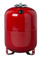 Гидрокомпенсатор для системы отопления AQUASYSTEM VRV 35 (35л верт. ), 35 л. на ножках