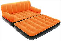 Многофункциональный надувной диван bestway 67356 (188x152x64 см) ri, кк hn KK