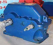 Цилиндрические редукторы 1Ц2У-160-8