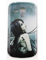 Чехол с рисунком для Samsung Galaxy S7580 Trend plus  S7582 S Duos 2