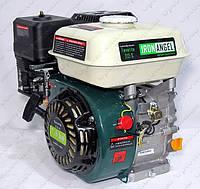 Двигатель бензиновый FAVORITE 420-S/25  (16 л.с., ручной стартер, шпонка Ø25мм, L=58мм) + доставка