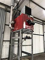 Воздухонагреватель на отработанном масле Clean Burn CB-5000