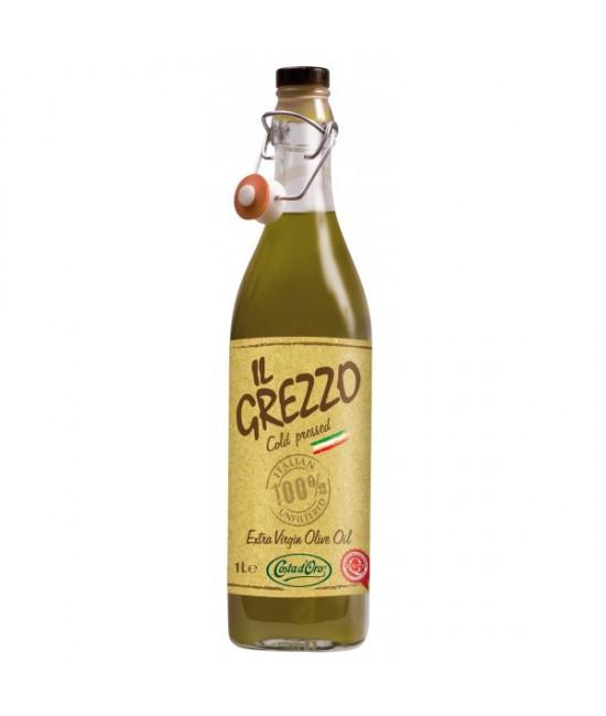 Оливковое масло нефильтрованое    Il Grezzo 1л