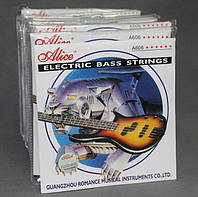Струны для бас-гитары Alice A606-5 Medium Electric Bass 5-Strings 45-130