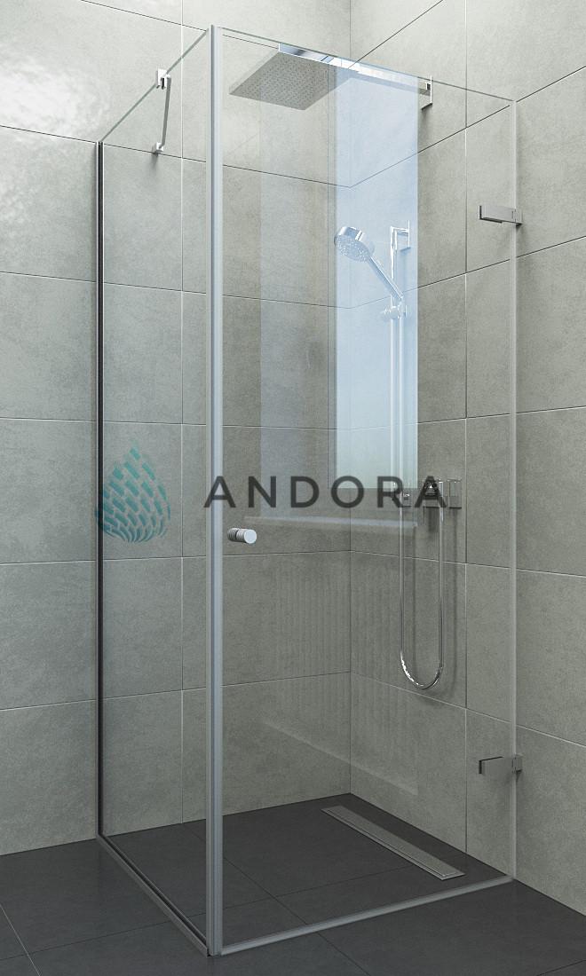 Душевая кабина Andora Breeze 80x100x200 стекло clear L / R