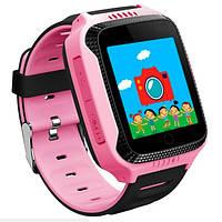 UWatch Детские часы Smart GPS T7 Purple