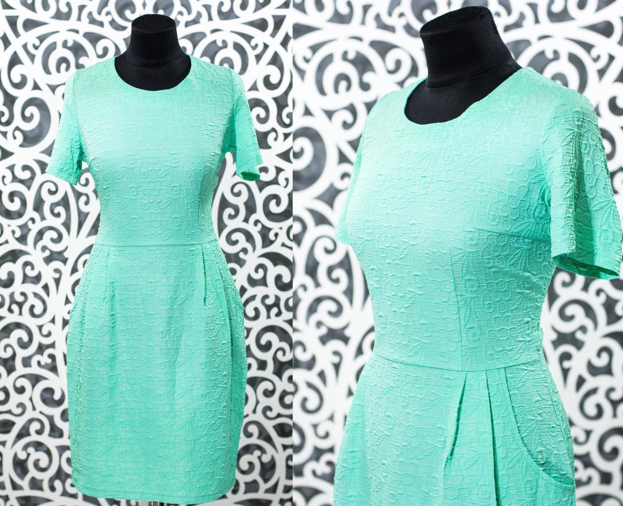 """Удобное женское платье """"коттон-жатка"""" с цветочным рисунком 48, 50, 52, 54 размер батал"""
