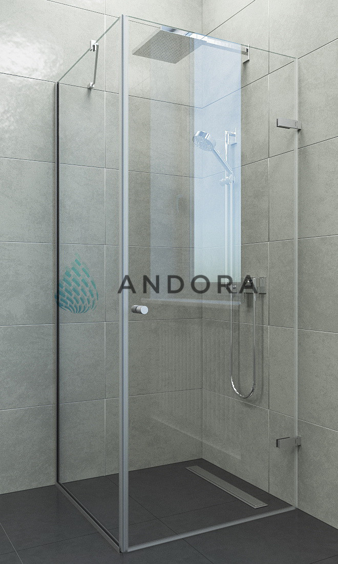 Душевая кабина Andora Breeze 80x90x200 стекло clear L / R
