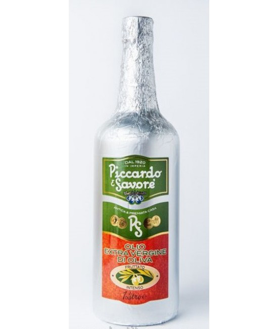 Оливковое масло  Piccardo i Savore Fruttato Intenso 1 л.